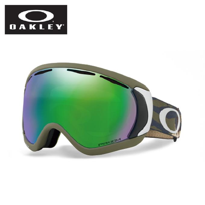 オークリー OAKLEY スキー・スノーボードゴーグル メンズ レディース CANOPY キャノピー OO708117
