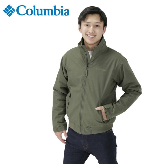 コロンビア Columbia アウトドア ジャケット メンズ アイスヒルジャケット PM3665 347