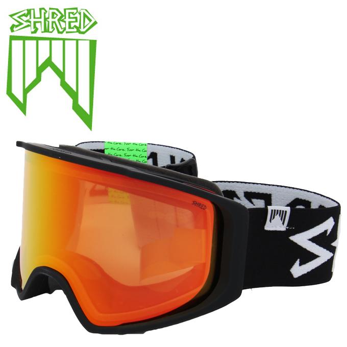 【ポイント3倍 10/11 8:59まで】 シュレッド SHRED スキー スノーボード ゴーグル DGOSIMG11A スキーゴーグル ボードゴーグル
