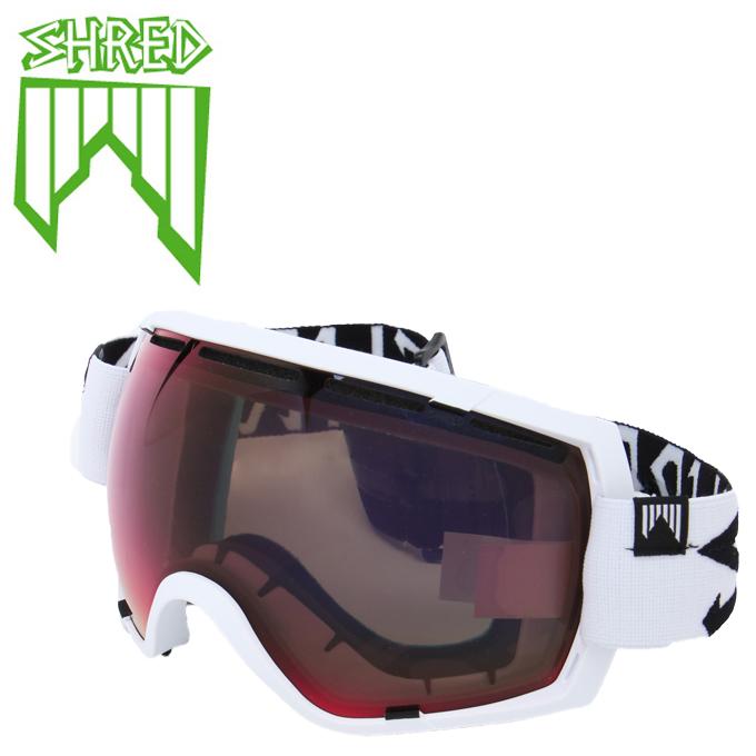 シュレッド SHRED スキー スノーボードゴーグル DGOSTUH52C