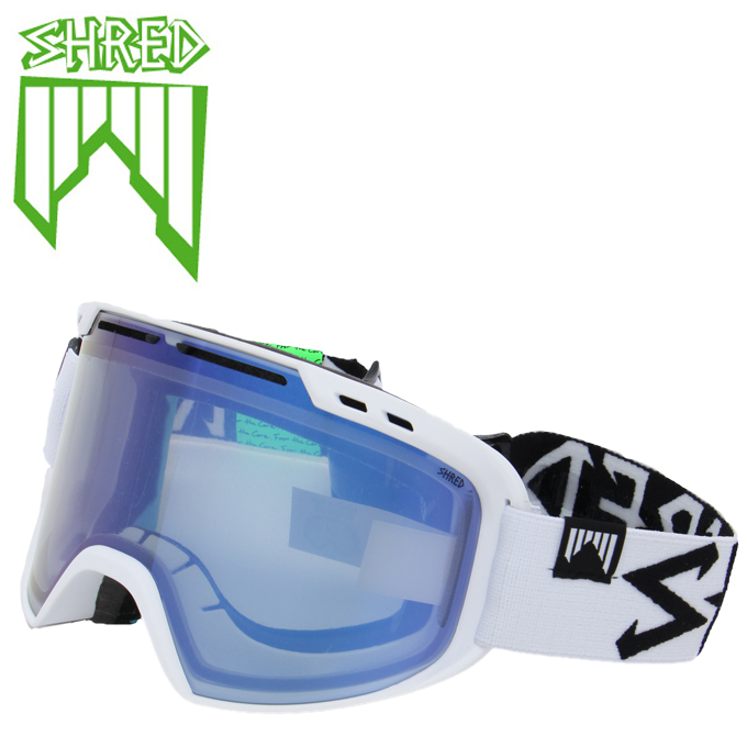 シュレッド SHRED スキー スノーボードゴーグル DGOAMAG62A