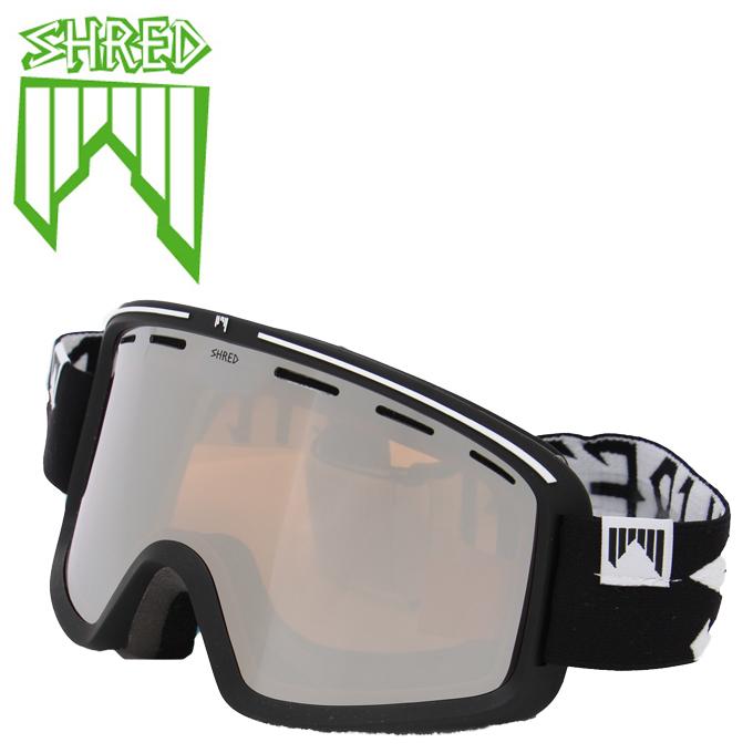 シュレッド SHRED スキー スノーボードゴーグル DGOMONG21A