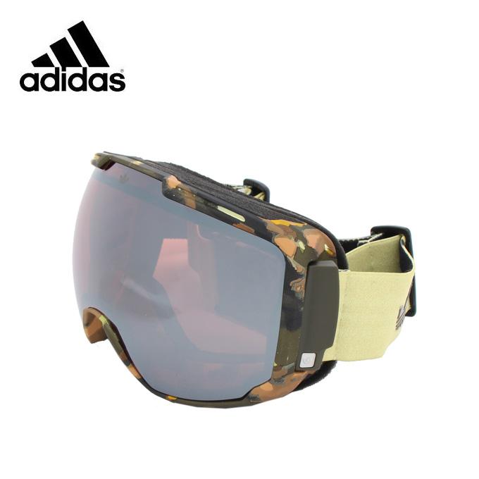【クーポン利用で1,000円引 7/29 0:00~8/1 23:59】 アディダス adidas スキー・スノーボードゴーグル メンズ AH83 51 6050