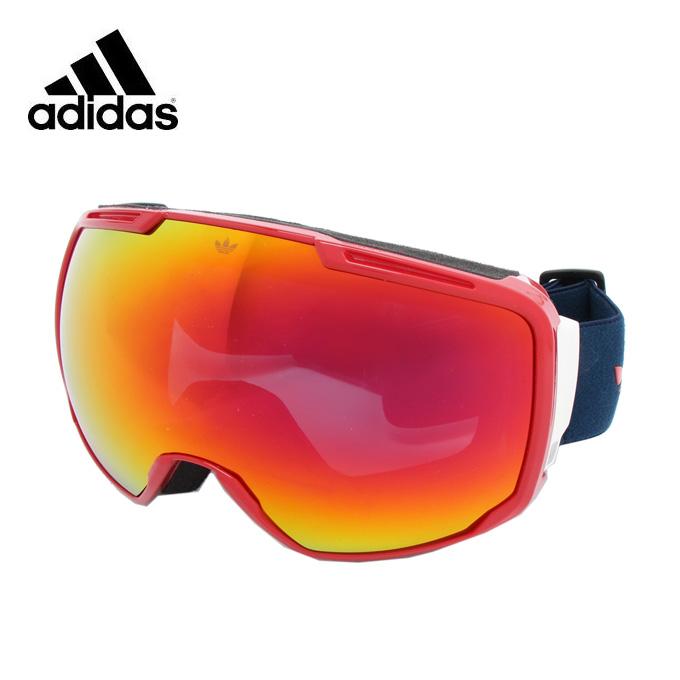 【ウインターアクセサリクーポンで10%OFF 12/19 20:00~12/26 1:59】 アディダス adidas スキー スノーボード ゴーグル メンズ AH83 51 6053 スキーゴーグル ボードゴーグル