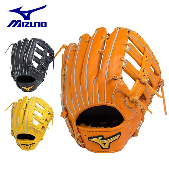 ミズノ MIZUNO 野球 硬式グラブ 投手用 MADE IN HAGA 硬式用 外野手用 サイズ18N 1AJGH79907