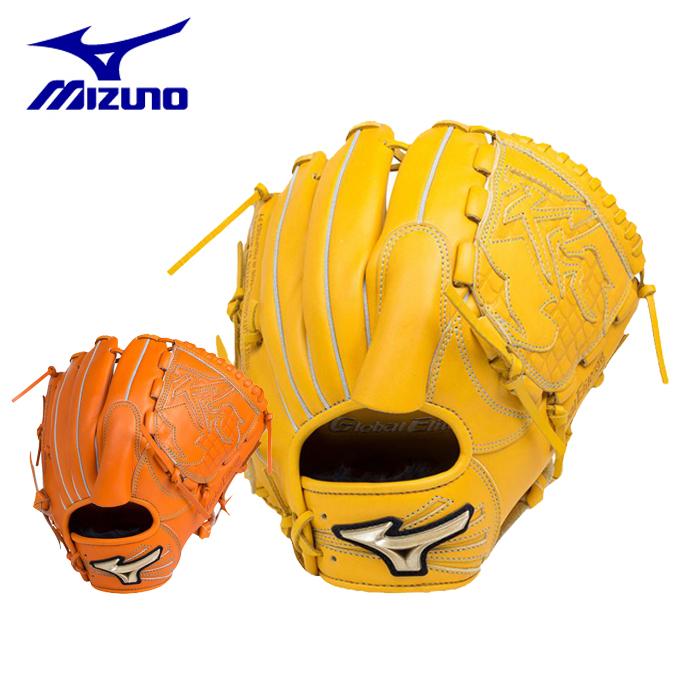 ミズノ MIZUNO 野球 少年軟式グラブ ジュニア グローバルエリートRG ブランドアンバサダー 少年軟式用 前田健太モデル 1AJGY18101