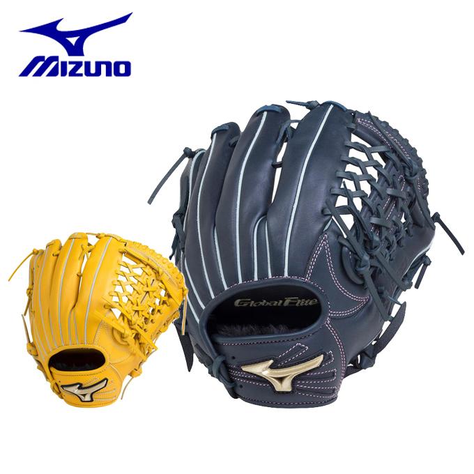 ミズノ MIZUNO 野球 少年軟式グラブ 外野手用 ジュニア 少年軟式用 グローバルエリート RGブランドアンバサダー 高山俊モデル 1AJGY18127