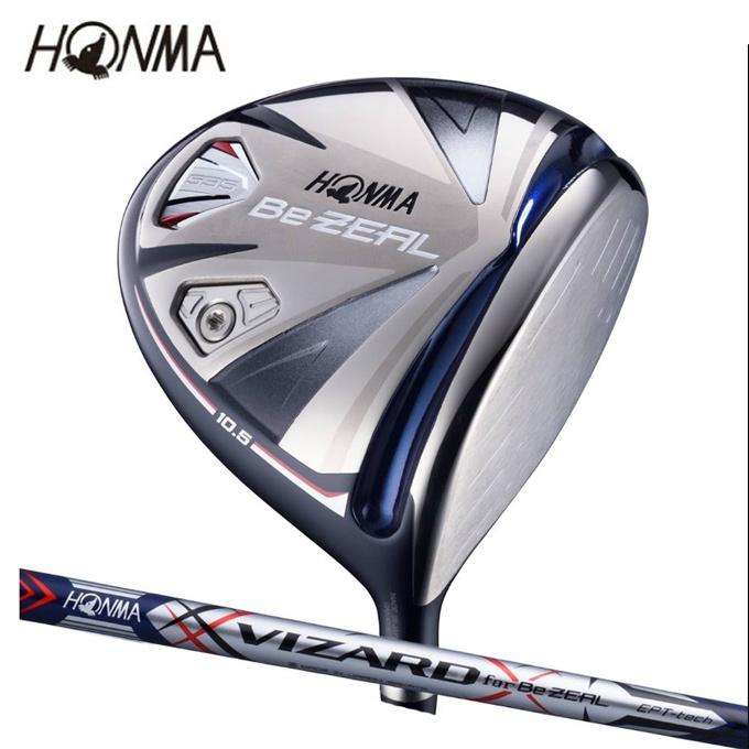 本間ゴルフ HONMA ゴルフクラブ メンズ ドライバー Be ZEAL 535