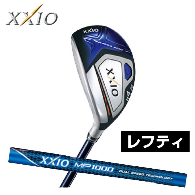 ゼクシオ XXIO ゴルフクラブ メンズ 左用ユーティリティ ゼクシオ テン XXIO 10