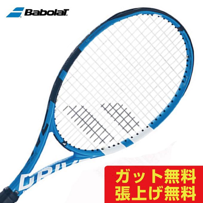 バボラ 硬式テニスラケット ピュアドライブプラス PURE DRIVE + BF101337 Babolat メンズ レディース