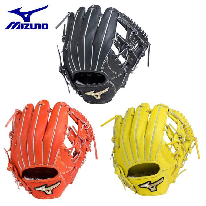 ミズノ MIZUNO 野球 一般軟式グラブ 内野手用 軟式用 グローバルエリート Hselection01 内野手用 1AJGR18213