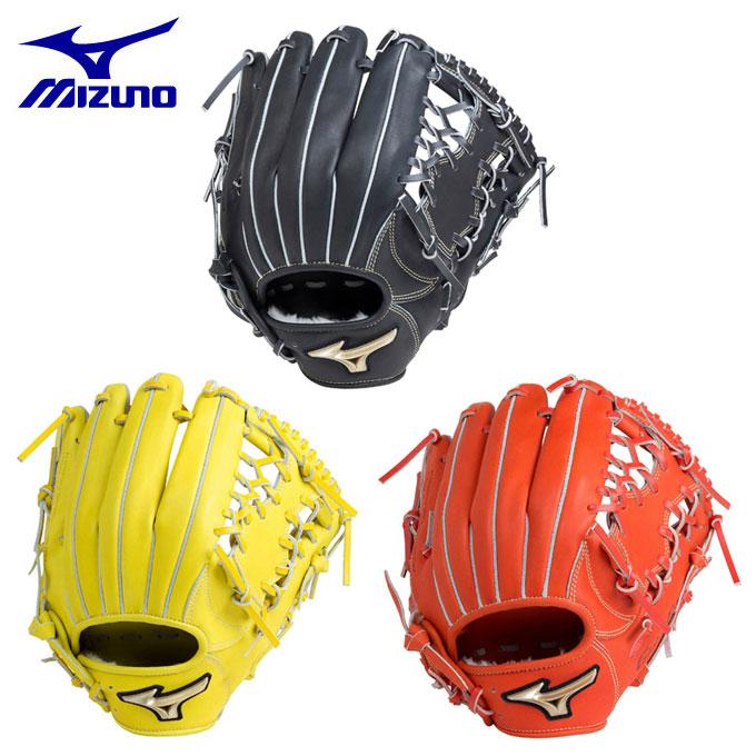 ミズノ MIZUNO 野球 一般軟式グラブ オールラウンド用 軟式用 グローバルエリート Hselection01 オールラウンド用 1AJGR18200