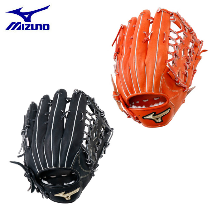 ミズノ MIZUNO 野球 一般軟式グラブ 外野手用 メンズ レディース 軟式用 グローバルエリート Hselection01 外野手用 1AJGR18207