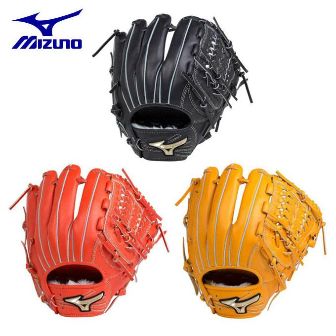 ミズノ MIZUNO 野球 一般軟式グラブ オールラウンド用 軟式用 グローバルエリート Hselection02 1AJGR18310