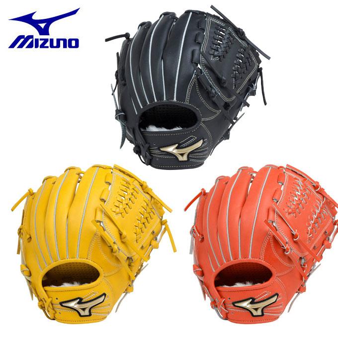 ミズノ MIZUNO 野球 少年軟式グラブ オールラウンド用 ジュニア 少年軟式用 グローバルエリート RG Hselection02 オールラウンド用 1AJGY18340