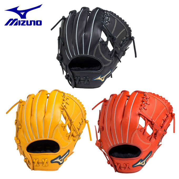 ミズノ MIZUNO 野球 少年軟式グラブ オールラウンド用 ジュニア 少年軟式用セレクトナインAXI オールラウンド用 1AJGY18700