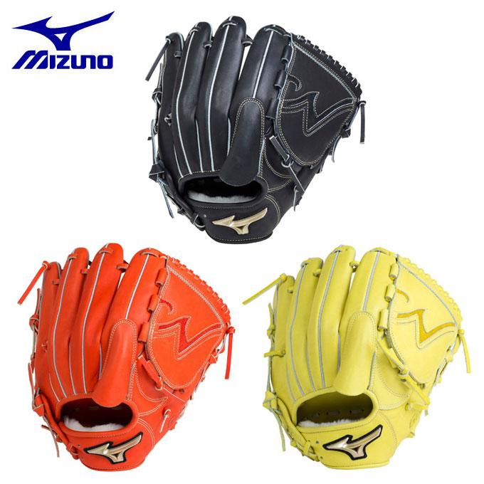 ミズノ MIZUNO 野球 硬式グラブ 投手用 硬式用 グローバルエリート Hselection01 投手用 1AJGH18201