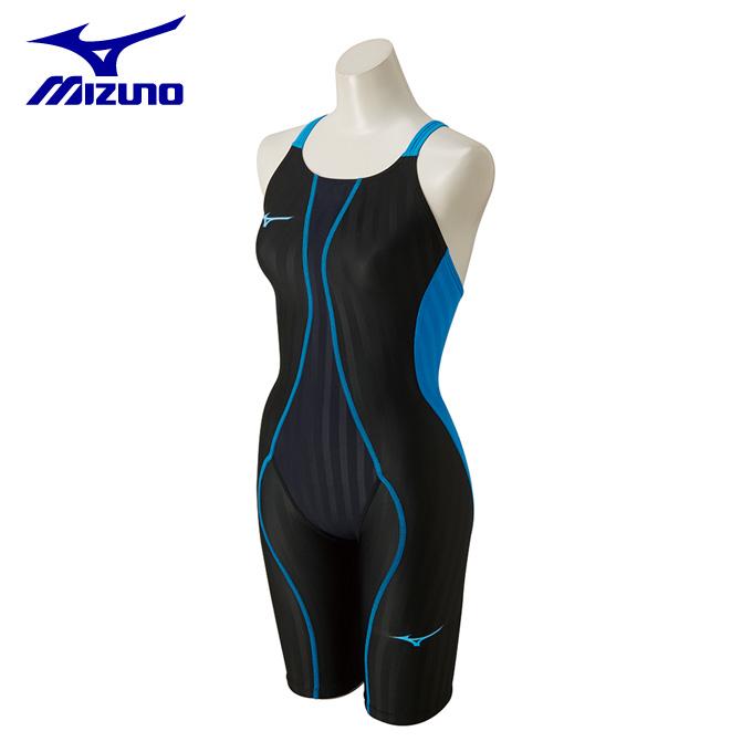 ミズノ FINA承認 競泳水着 ハーフスパッツ レディース FX-SONIC エフエックスソニック ハーフスーツ N2MG823091 mizuno