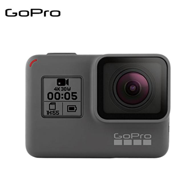 ゴープロ GoPro 小型ビデオカメラ HERO5 Black CHDHX-502