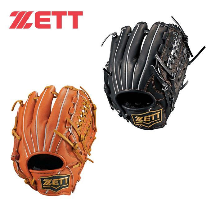ゼット ZETT 野球 少年軟式グラブ オールラウンド用 ジュニア グラウンドヒーローライジング BJGB71820