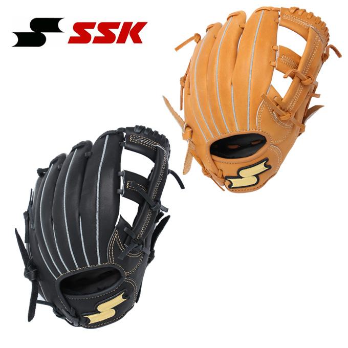 エスエスケイ SSK 野球 少年軟式グラブ オールラウンド用 ジュニア 少年軟式スーパーソフト SSJ851