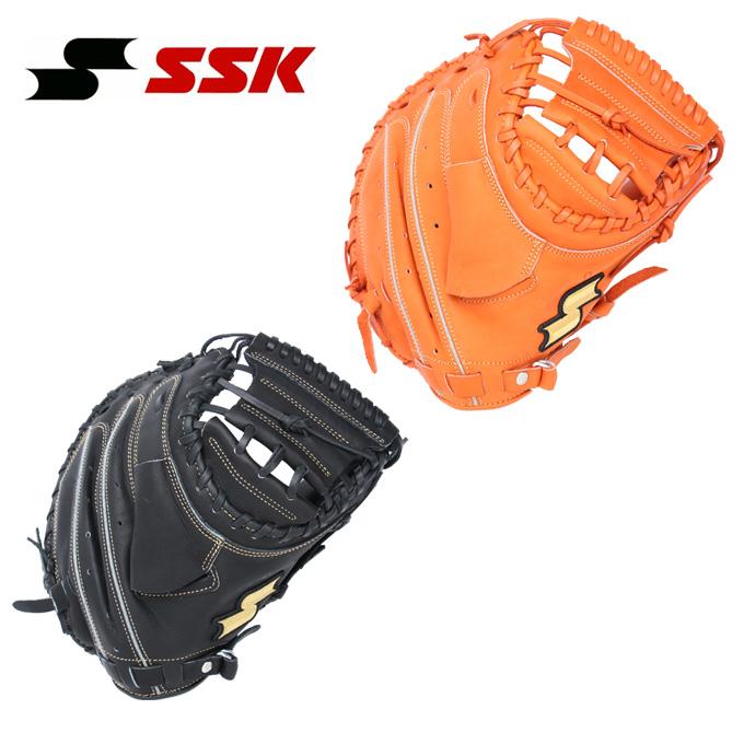 エスエスケイ SSK 野球 少年軟式グラブ 捕手用 ジュニア スーパーソフト SSJM182