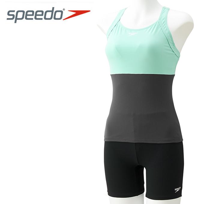 スピード speedo フィットネス水着 セパレート レディース セパレーツ AquaGym SD58S19-MC