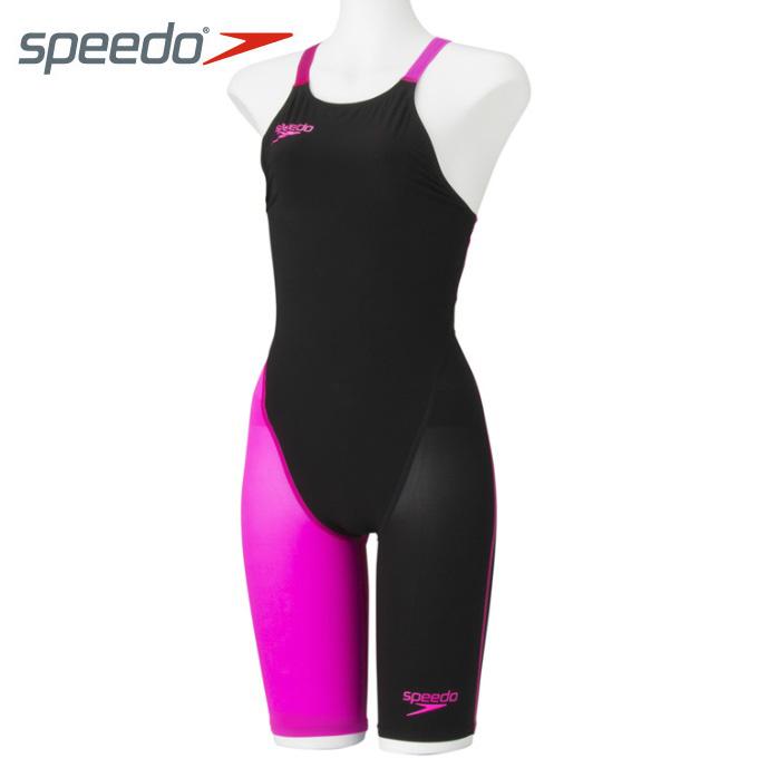 スピード speedo FINA承認 競泳水着 ジュニア FASTSKIN FS-PRO2 ニースキン II SD38H06