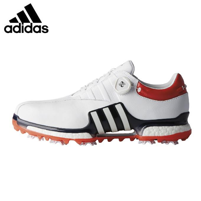 アディダス adidas ゴルフシューズ ソフトスパイク メンズ ツアー360EQTボア F33732 WI975
