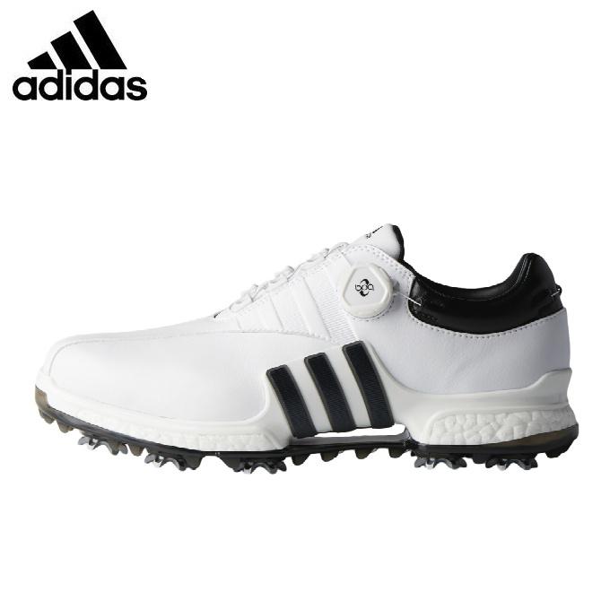 アディダス adidas ゴルフシューズ ソフトスパイク メンズ ツアー360EQTボア F33619 WI975