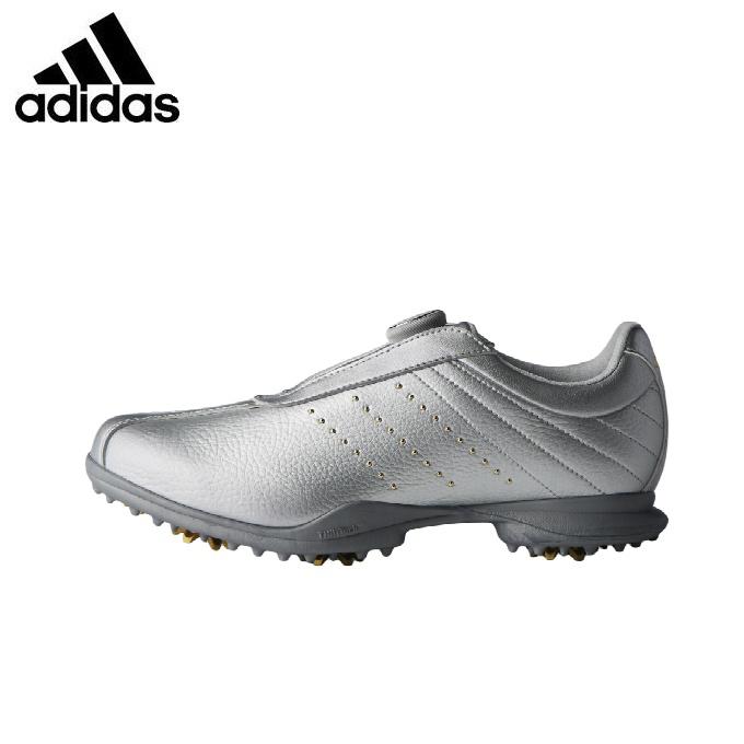 アディダス adidas ゴルフシューズ ソフトスパイク レディース ドライバーボア2.0 F33604 WI973