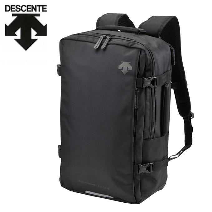 デサント DESCENTE バックパック メンズ レディース ファンクショナルスクエアバックパック DMALJA00