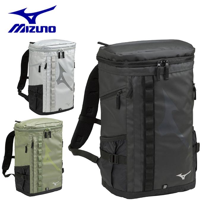ミズノ バックパック メンズ レディース ターポリンバックパック 30L 33JD8030 MIZUNO