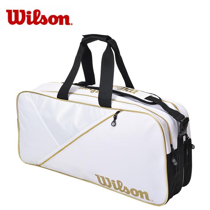 ウイルソン Wilson ラケットバッグ メンズ レディース TOUR RECTANGLE WRZ894400