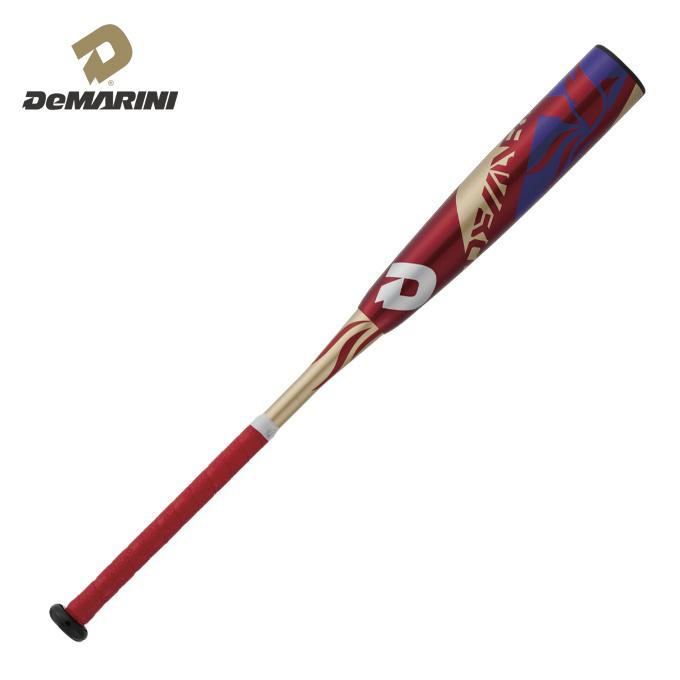 ディマリニ DeMARINI 野球 少年軟式バット ジュニア ディマリニ フェニックス 少年軟式用 WTDXJRRPJ