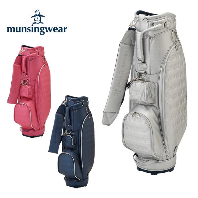 マンシング Munsingwear キャディバッグ レディース CB MQCLJJ01