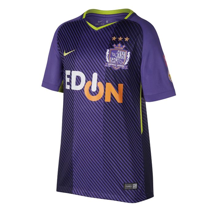 ナイキ サッカーウェア レプリカシャツ ジュニア 2018 サンフレッチェ広島 スタジアム ホーム 927551-545 NIKE