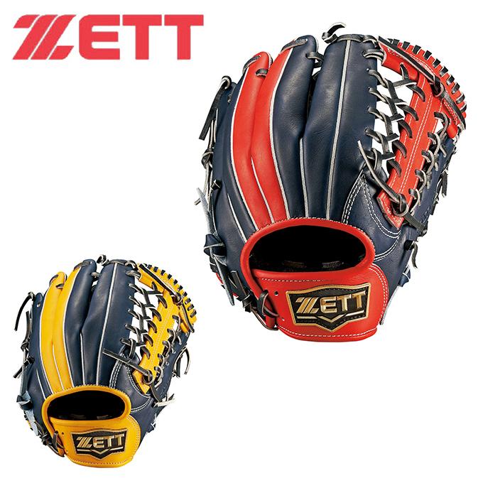 ゼット ZETT 野球 一般軟式グラブ オールラウンド用 メンズ レディース 野球 軟式 グラブ ネオステイタス オールラウンド用 限定色 BRGB31760