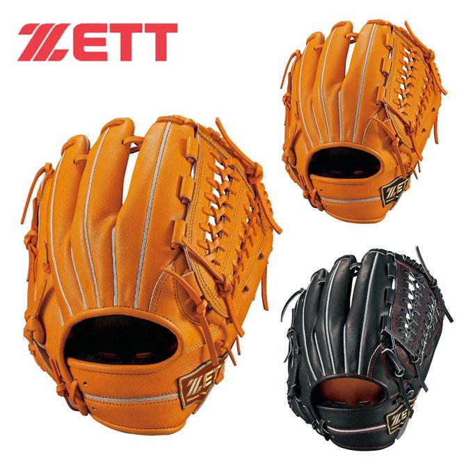 ゼット ZETT 野球 硬式グラブ 内野手用 メンズ レディース 硬式グラブ ネオステイタス 二塁手 遊撃手用 BPGB12820