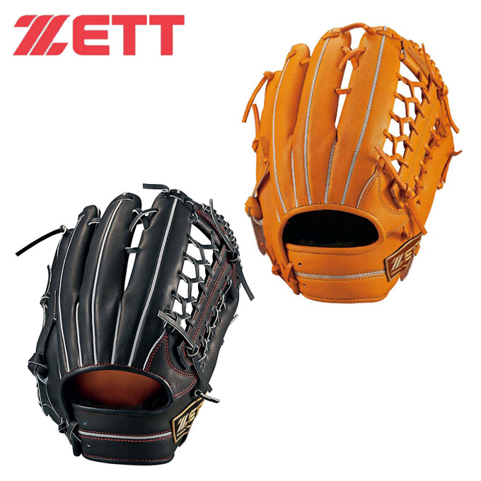 ゼット ZETT 野球 硬式グラブ 外野手用 メンズ レディース 硬式グラブ ネオステイタス 外野手用 BPGB12817
