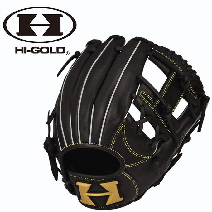 ハイゴールド HI-GOLD 野球 少年軟式グラブ オールラウンド用 ジュニア 少年軟式グラブ Rookies ルーキーズシリーズ RKG-1818