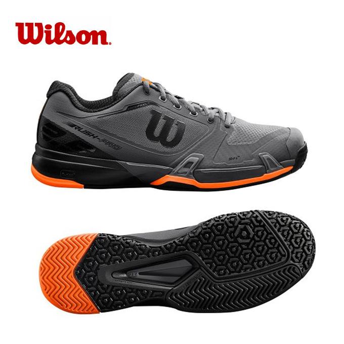 ウィルソン テニスシューズ オムニクレー メンズ RUSH PRO 2.5 OC ラッシュ プロ WRS324330 Wilson