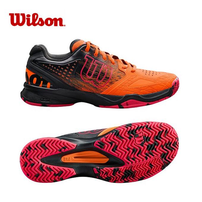 ウィルソン テニスシューズ オールコート メンズ KAOS COMP ケイオス コンプ WRS323890 Wilson