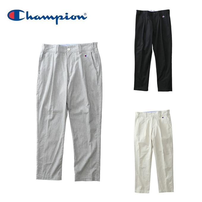 チャンピオン Champion ゴルフウェア ロングパンツ メンズ ストレッチパンツ C3-MS202