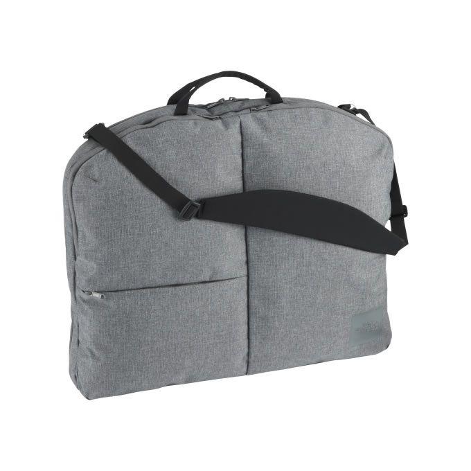 ノースフェイス ショルダーバッグ メンズ レディース Shuttle Garment Bag シャトル ガーメント バック NM81805 THE NORTH FACE