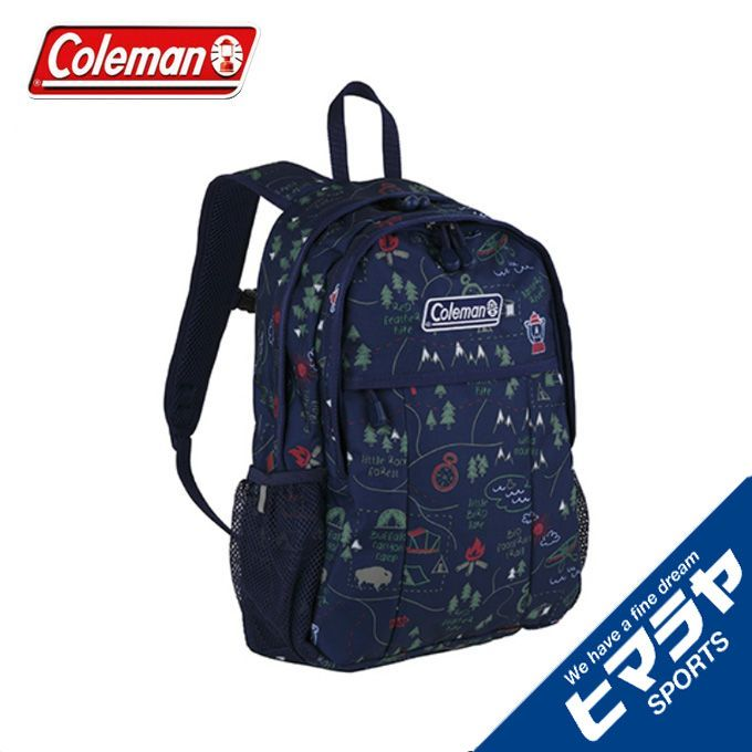 コールマン Coleman バックパック ジュニア ウォーカーミニ キャンプマップ 2000033087