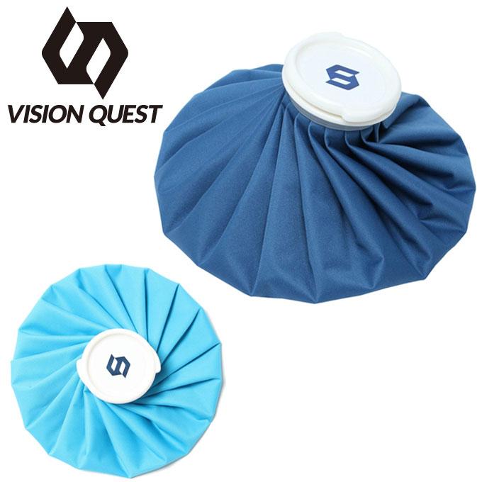 店頭受取なら送料無料 アイシング アイスバッグM VQ580205H01 QUEST 発売モデル VISION お見舞い ビジョンクエスト