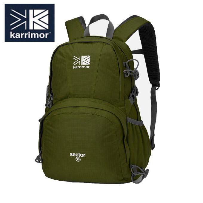 カリマー karrimor バックパック メンズ レディース セクター18 55133