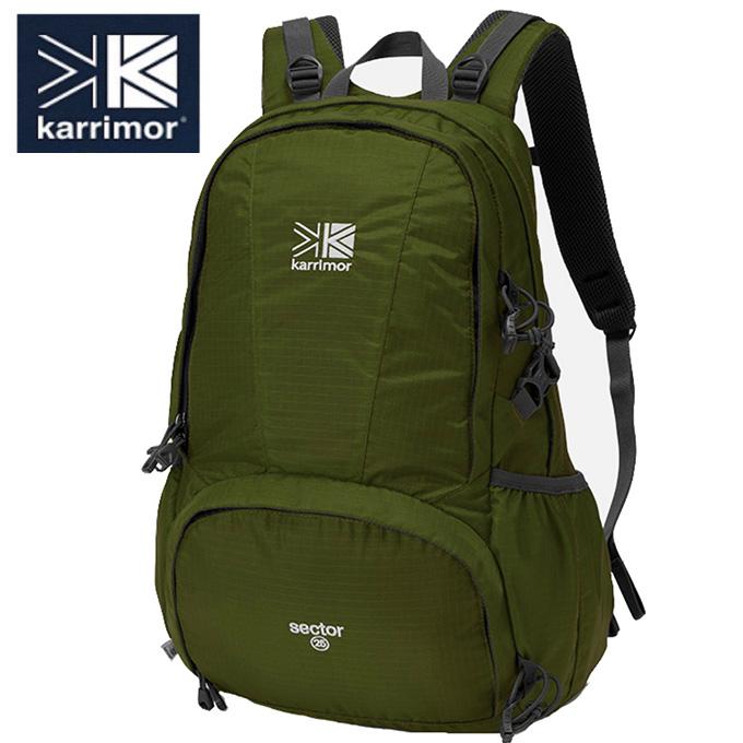 カリマー karrimor バックパック メンズ レディース セクター25 55033