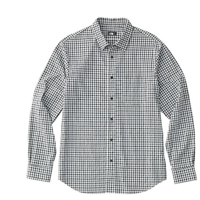 ノースフェイス 長袖シャツ メンズ ロングスリーブネバダシャツ L/S Nevada Shirt NR11803 THE NORTH FACE